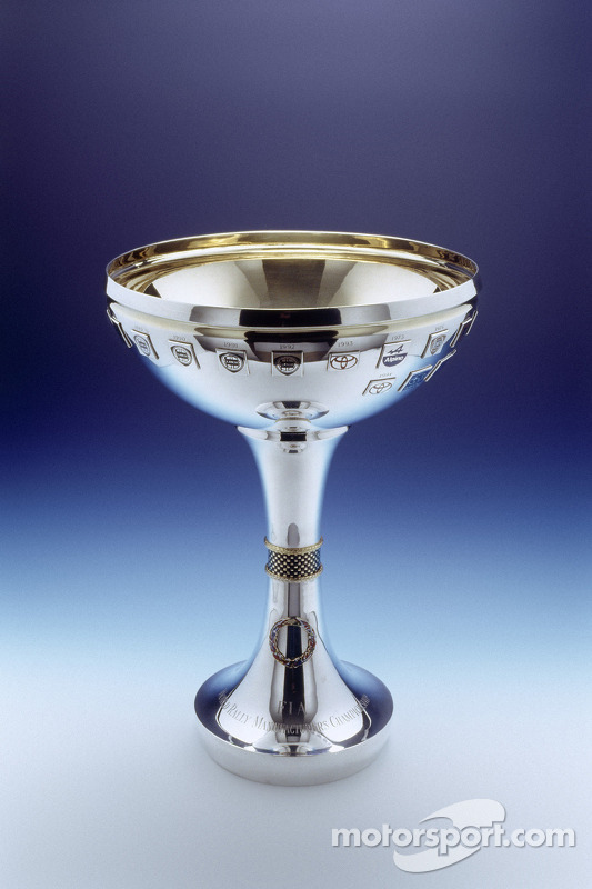 World Rally Championship Manufacturer's Trophy