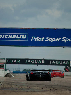 #002 Extreme Speed Motorsports Ferrari F458 Italia: Ed Brown, Guy Cosmo