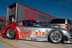 #44 Flying Lizard Motorsports Porsche 911 GT3 RSR