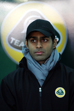 Karun Chandhok, Team Lotus