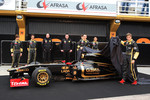 Jan Charouz, Bruno Senna, Gerard Lopez Genii Capital, Lotus Renault GP, Eric Boullier, Team Principal, Lotus Renault GP, Romain Grosjean, Robert Kubica, Lotus Renault GP, Ho-Pin Tung, Vitaly Petrov, Lotus Renault GP