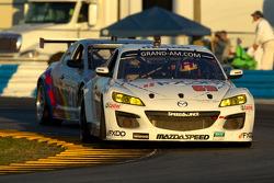 #69 SpeedSource Mazda RX-8: Emil Assentato, Nick Ham, Anthony Lazzaro, Nick Longhi, Jeff Segal