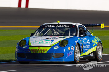 #4 TRG Porsche GT3: Ryan Eversley, Daniel Graeff, Kenny Wallace, Ron Yarab Jr., Richard Zahn