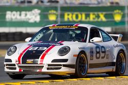 #89 Ranger Sports Racing Porsche 997: Marcelo Abello, Barry Ellis