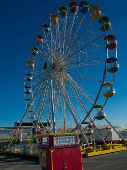 Daytona International Speedway Ferris Wheel