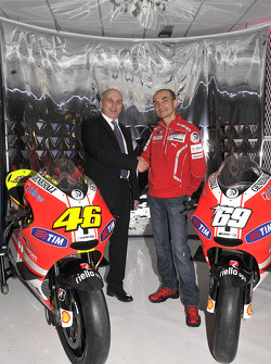 Claudio Domenicali, Ducati director