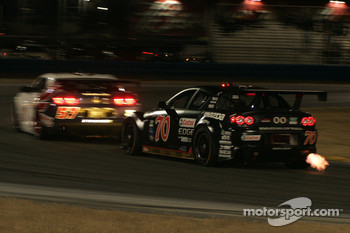 #70 SpeedSource Mazda RX-8: Jonathan Bomarito, Adam Christodoulou, John Edwards, Sylvain Tremblay