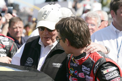 Rick Hendrick and Jeff Gordon, Hendrick Motorsports Chevrolet