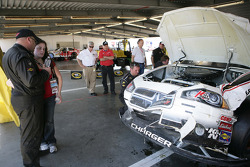 Brian Keselowski, Keselowski Dodge after his crash