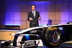 Sam Michael, Technical Director, Williams F1