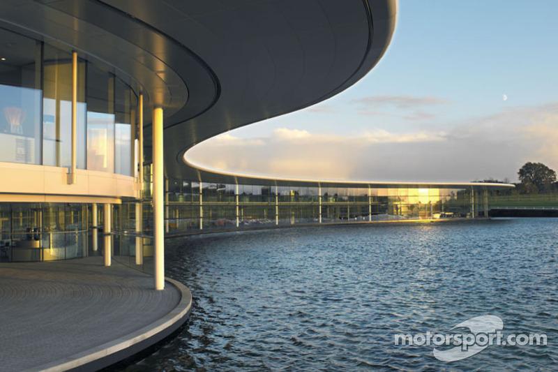 The McLaren Technology Centre