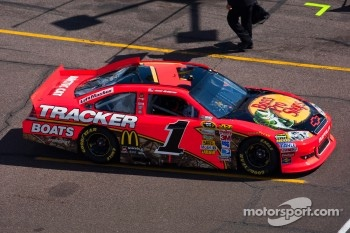 Jamie McMurray, Earnhardt Ganassi Racing Chevrolet heads to pace laps