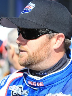 Top Fuel Driver Shawn Langdon