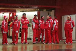 Scuderia Ferrari mechanics