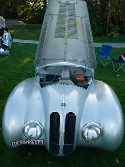 #241 1937 BMW Mille Miglia: Oscar Davis
