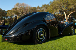 #197 1936 Bugatti 57SC Atlantic Replica Car: North Collection