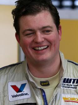 Michel Nykjer, SEAT Leon 2.0 TDI, SUNRED