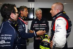 Tom Coronel, BMW 320 TC, ROAL Motorsport and Roberto Ravaglia,Team Roal Motorsport