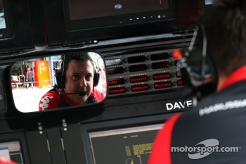 Dave O'Neil, Team manager of Marussia Virgin Racing