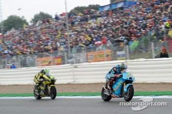 John Hopkins, Rizla Suzuki MotoGP, Cal Crutchlow, Monster Yamaha Tech 3