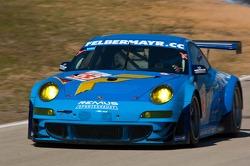 #63 Proton Competition Porsche 911 RSR: Richard Lietz, Gianluca Roda, Christian Ried