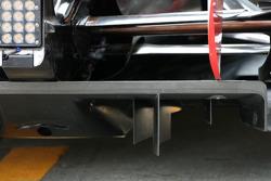 Scuderia Ferrari, Technical detail, diffuser