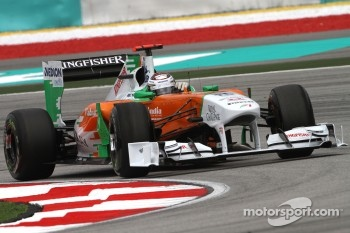 Adrian Sutil, Force India