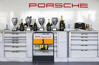 WEC Photos - Les vainqueurs #1 Porsche Team Porsche 919 Hybrid: Timo Bernhard, Mark Webber, Brendon Hartley