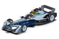 Formula E Foto - Formula E 2017, design ala anteriore