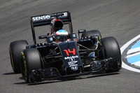 Formula 1 Foto - Fernando Alonso, McLaren MP4-31
