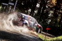 WRC Photos - Khalid Al-Qassimi, Chris Patterson, Abu Dhabi Total World Rally Team