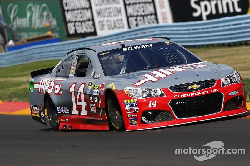 5. Tony Stewart, Stewart-Haas Racing, Chevrolet