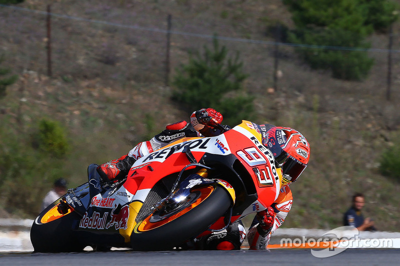Tschechien, Brno: Marc Marquez (Honda)