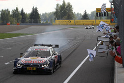 Sieg für Marco Wittmann, BMW Team RMG, BMW M4 DTM