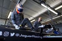 Formula E Foto - Mitch Evans, Jaguar Racing