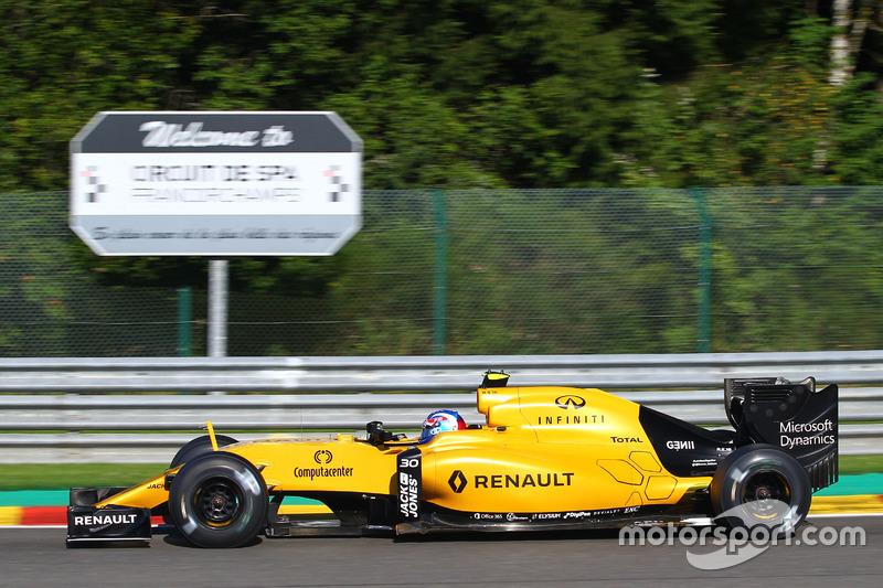 13. Jolyon Palmer, Renault Sport F1 Team RS16