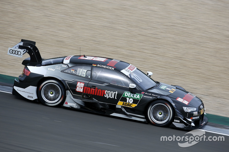 22. Timo Scheider (Audi)
