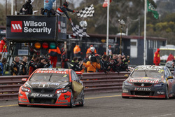 Sieger Garth Tander und Warren Luff, Holden Racing Team