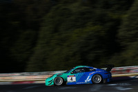 VLN Photos - Peter Dumbreck, Martin Ragginger, Falken, Porsche 991 GT3 R