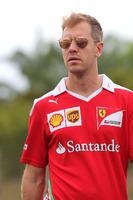 Formula 1 Foto - Sebastian Vettel, Scuderia Ferrari