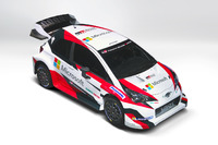 WRC Foto - Toyota Yaris WRC Plus 2017