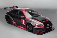 Presentazione Audi RS3 LMS