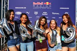 Fans von Max Verstappen, Red Bull Racing