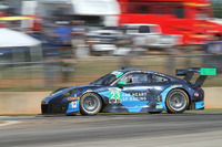 IMSA Fotos - #23 Team Seattle/Alex Job Racing Porsche GT3 R: Mario Farnbacher, Alex Riberas, Ian James