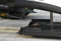 Formula 1 Foto - Ferrari SF16-H, dettaglio dello splitter