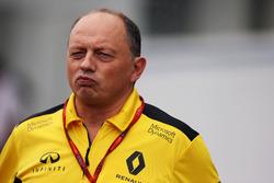 Frederic Vasseur, Renault Sport F1 Team, Rennleiter