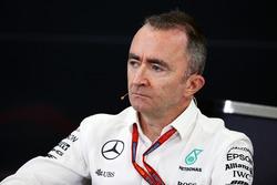 Pressekonferenz: Paddy Lowe, Mercedes AMG F1