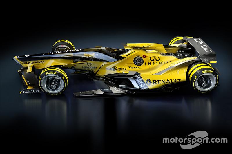Designstudie für 2030: Renault