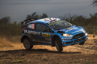 WRC Фото - Эрик Камилли и Бенжамен Вейя, M-Sport Ford Fiesta WRC