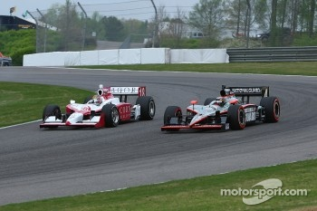 James Jakes, Dale Coyne Racing, J.R. Hildebrand, Panther Racing